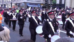 The Talbot Corps of Drums